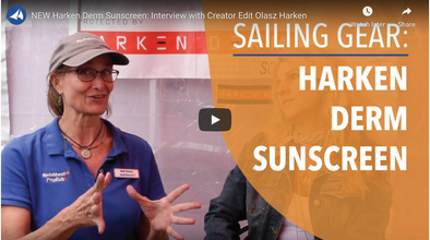 Edit interviewed by SpinSheet Magazine at the Annapolis Sailboat Show