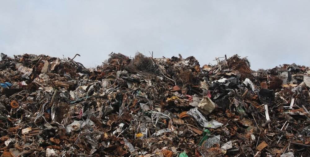 In 2013, Americans generated about 254 million tons of trash.87 million tons of this material was recycled and composted, equivalent to a 34.3% recycling rate. - US EPA Archives