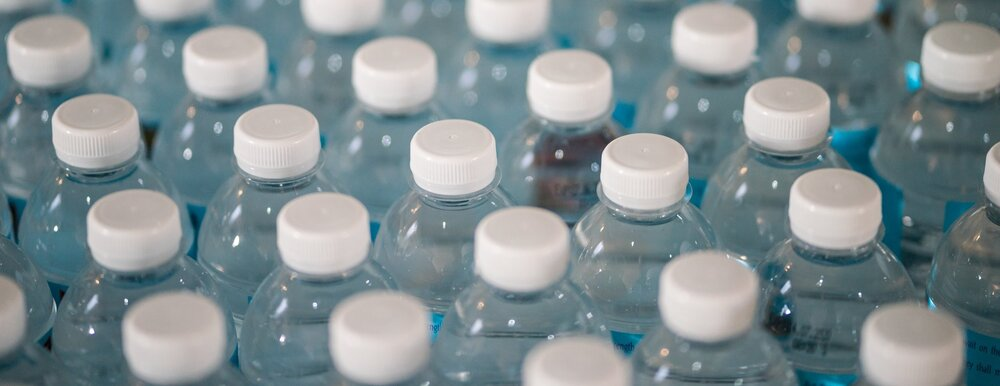 According to the Container Recycling Institute, 100.7 billion plastic beverage bottles were sold in the U.S. in 2014, or 315 bottles per person. -
