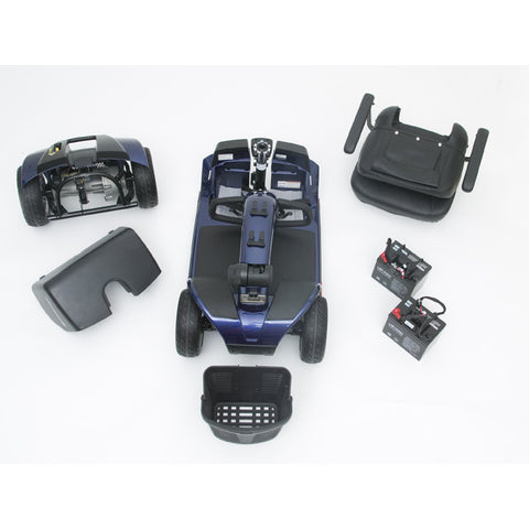 Mobility Scooter Ecv Amp Manual Wheelchair Rentals In