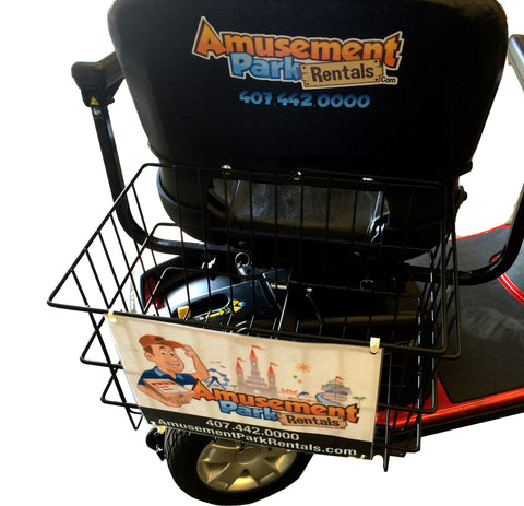 Electric mobility scooter rental orlando florida 407 for Motorized scooter rental orlando