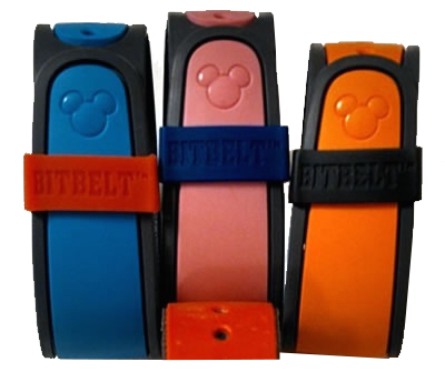 MagicBand Accessories - Bitbelt