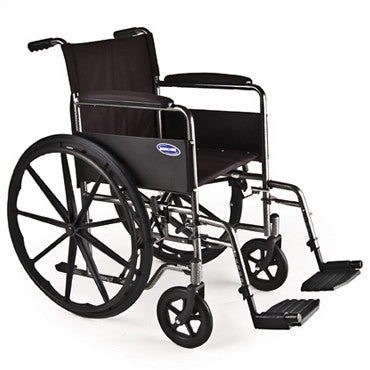 Manual wheelchair for rent in Orlando