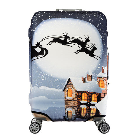 Christmas Suitcase Cover