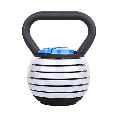 9kg/18kg Adjustable Kettlebell Weights - Fitbox Buddy