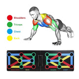 Push-Up Board - Fitbox Buddy