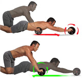 Classic Abdominal Wheel Roller - Fitbox Buddy