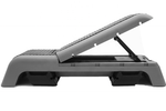 2-in-1 Aerobic Stepper / Adjustable Bench - Fitbox Buddy