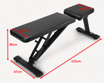 Adjustable Exercise Bench - Fitbox Buddy