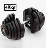 Adjustable Dumbbells - Fitbox Buddy