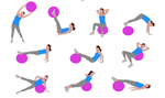 Yoga Ball - Fitbox Buddy