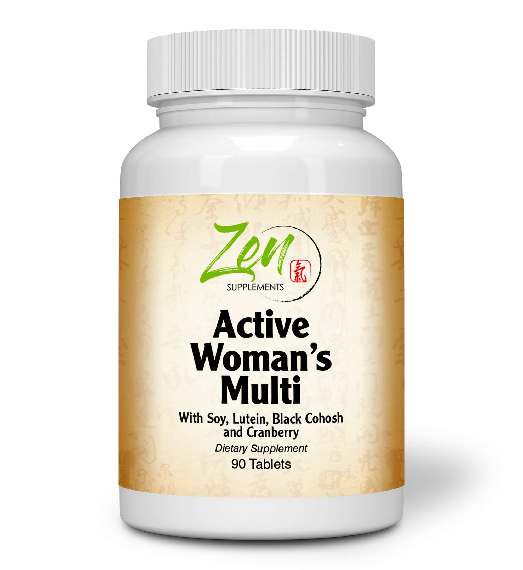 Active Woman's Multi-Vitamin - 90 Tabs