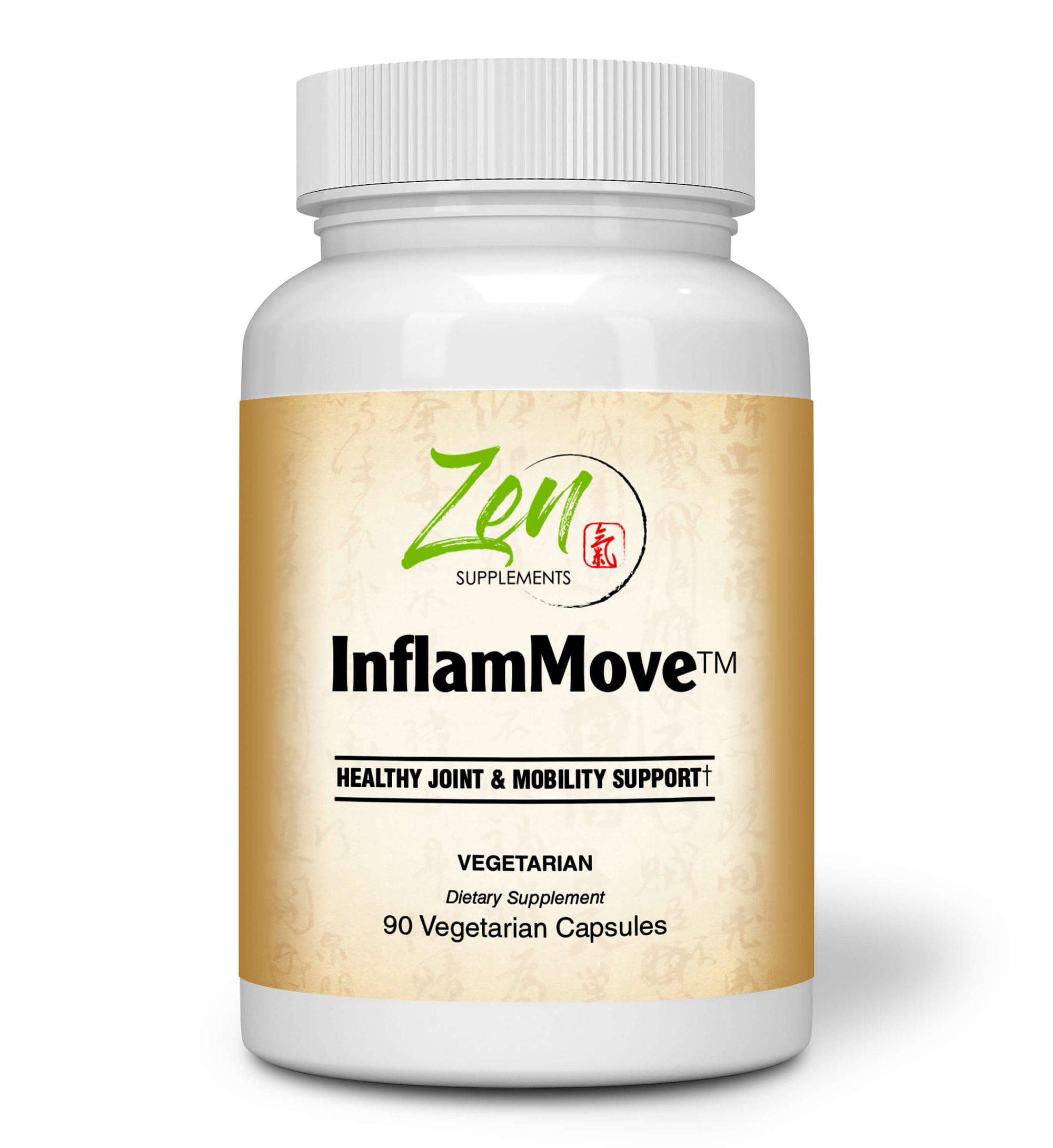 Inflammove Enzyme & Herbal Blend - 90 Vegcaps