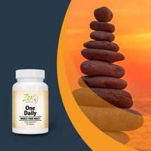 Load image into Gallery viewer, One Daily Whole-Food Multi-Vitamin - Probiotics & Enzymes - 60 Tabs