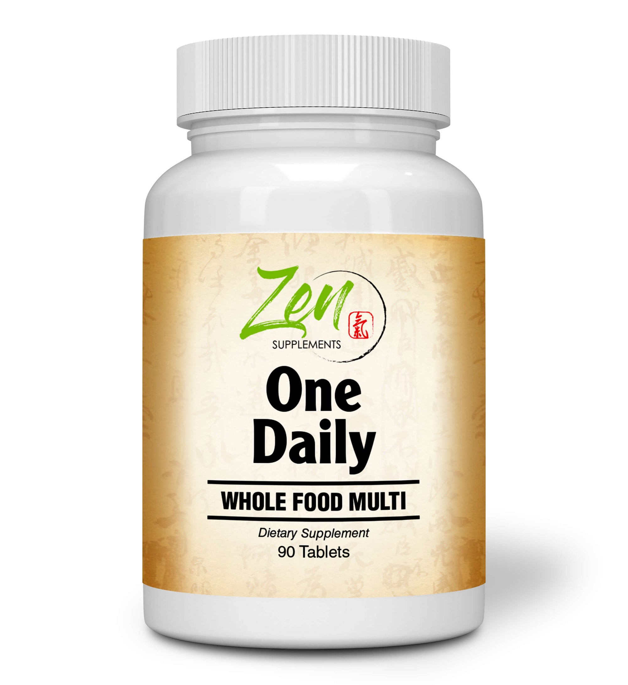 One Daily Multi-Vitamin With Probiotics & Digestive Enzymes - 90 Tabs