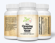 Load image into Gallery viewer, Ultra Cleansing System AM/PM Kit - 100% Herbal Blends - 30 Day Cleanse