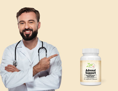 Adrenal Support - 60 Caps