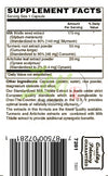 Milk Thistle Extract Plus 175mg - 60 Caps - Zen Supplements