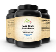 Load image into Gallery viewer, Bone Broth - Vanilla - 1 LB Powder