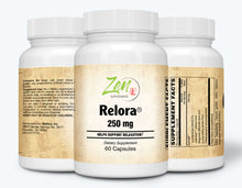 Load image into Gallery viewer, Relora 250mg Relaxtion Support - 60 Softgel