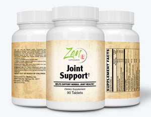 Joint Support - Glucosamine, Chondroitin & Boswellia - 90 Tabs