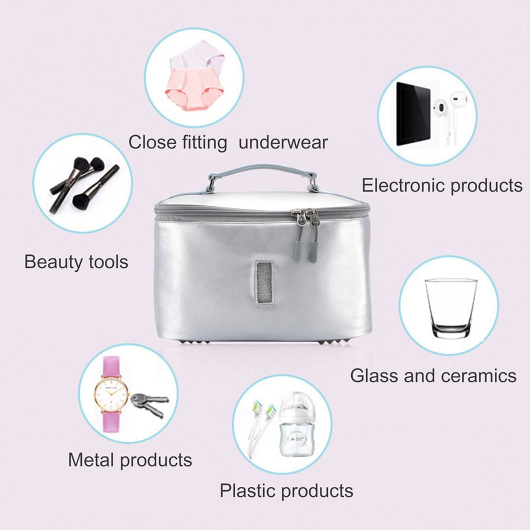 CLEANBAG - Portable UV Disinfection Bag - Safe - safelyours