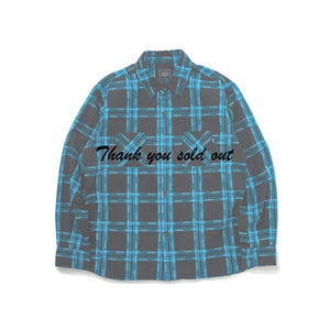 DOT CHECK SHIRT