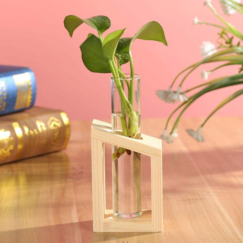 Glass Terrarium Tabletop Planter