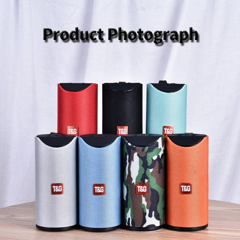 Portable Outdoor Loudspeaker