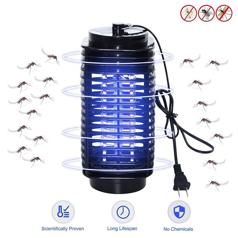 Qualybuy Electric LED Mosquito & Insect Killer Lamp