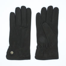 Load image into Gallery viewer, Men's leather gloves lined in cashmere Mod. Nerone