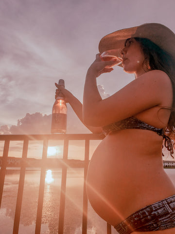new mom, momlife, mommy, expecting mom, wine during pregnancy, pregnancy