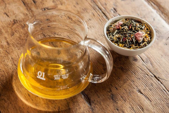 Here's Why Your Green Tea Tastes Bad