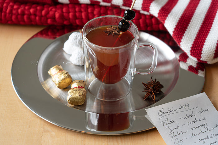 Biarritz Cherry Rooibos Toddy