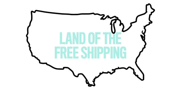 Land of the Free Shipping