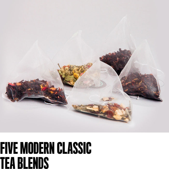 Five modern classic tea blends