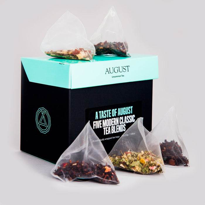 Taste of August Sachet Assortment