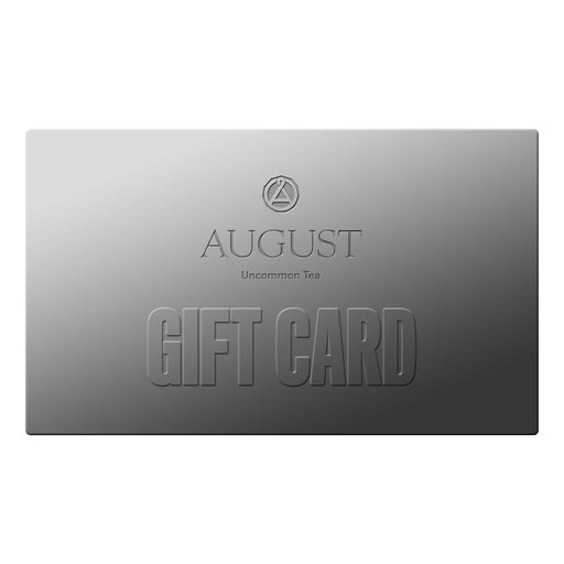 August Gift Card