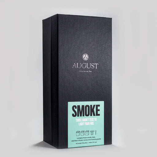 Smoke: Three Smoky Teas to Light Your Fire