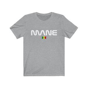 Mane Senegal Short Sleeve Tee (5 Different Colours of T-Shirt)
