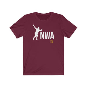 7NWA 1986 19 Titles (5 Different Colours of T-Shirt)