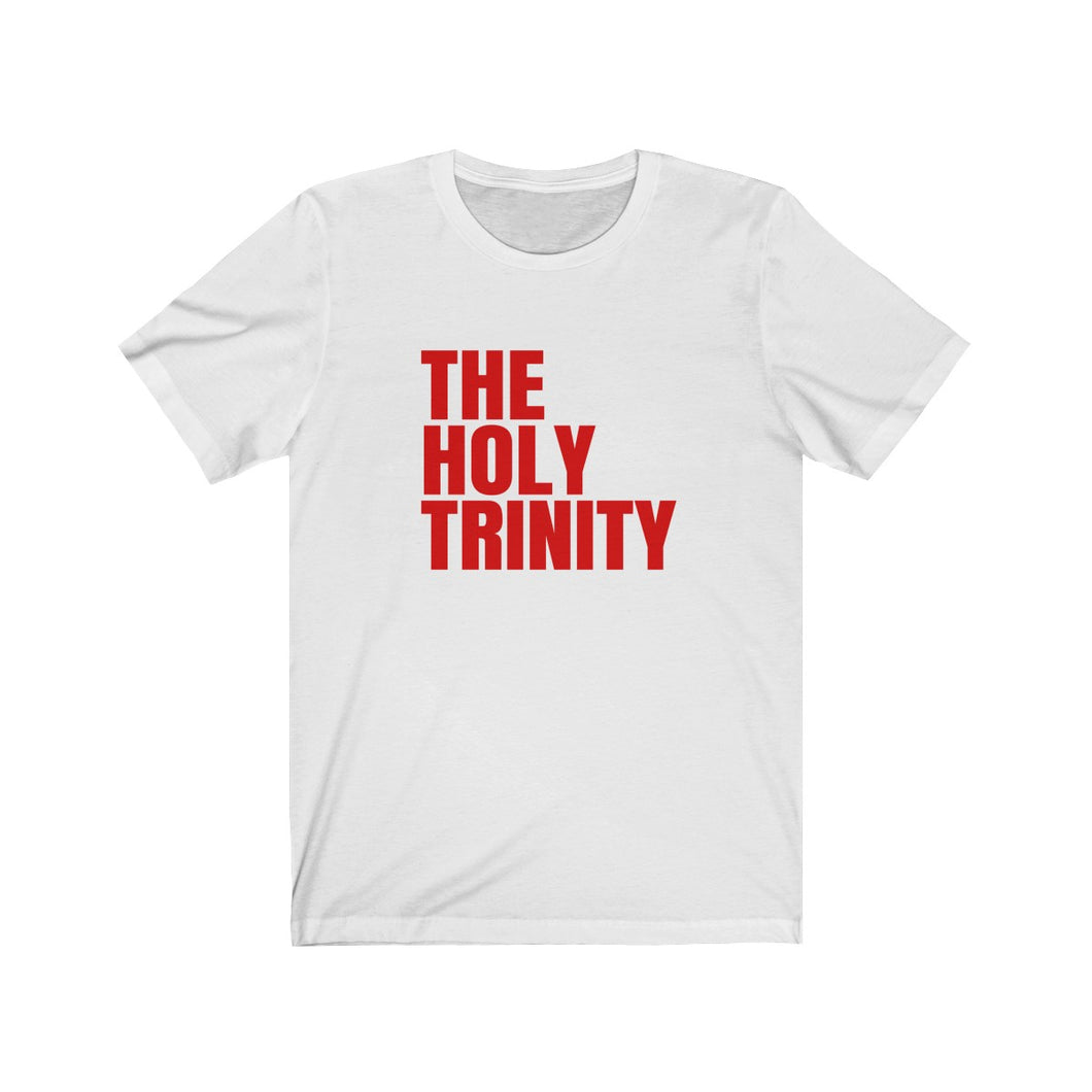 The Holy Trinity (4 Colours of T-Shirt)