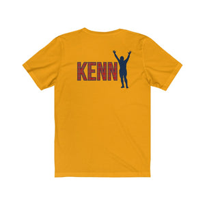 KENNY SCOTLAND (4 Different Colours of T-Shirt)
