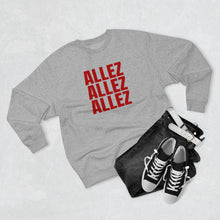Load image into Gallery viewer, Allez Allez Allez (3 Different Colours of Sweatshirt)