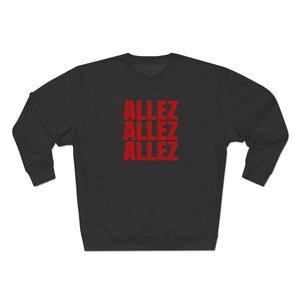 Allez Allez Allez (3 Different Colours of Sweatshirt)