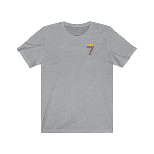 1986 DOUBLE SILHOUETTE T-Shirt (3 Colours of T-Shirt)