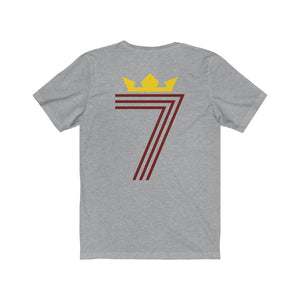 DOUBLE 7 RETRO GOLD T-Shirt (3 Colours of T-Shirt)