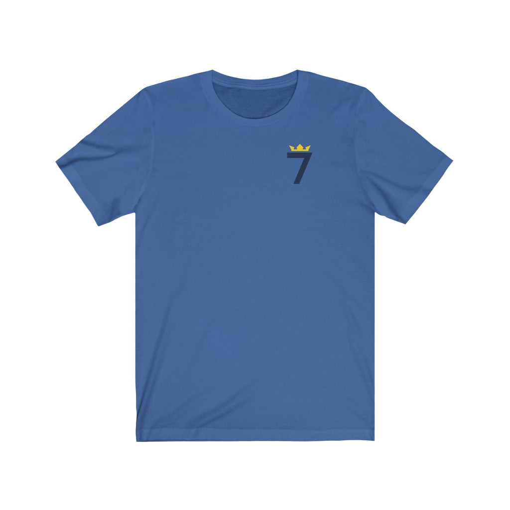 #7 SCOTLAND (4 Different Colours of T-Shirt)