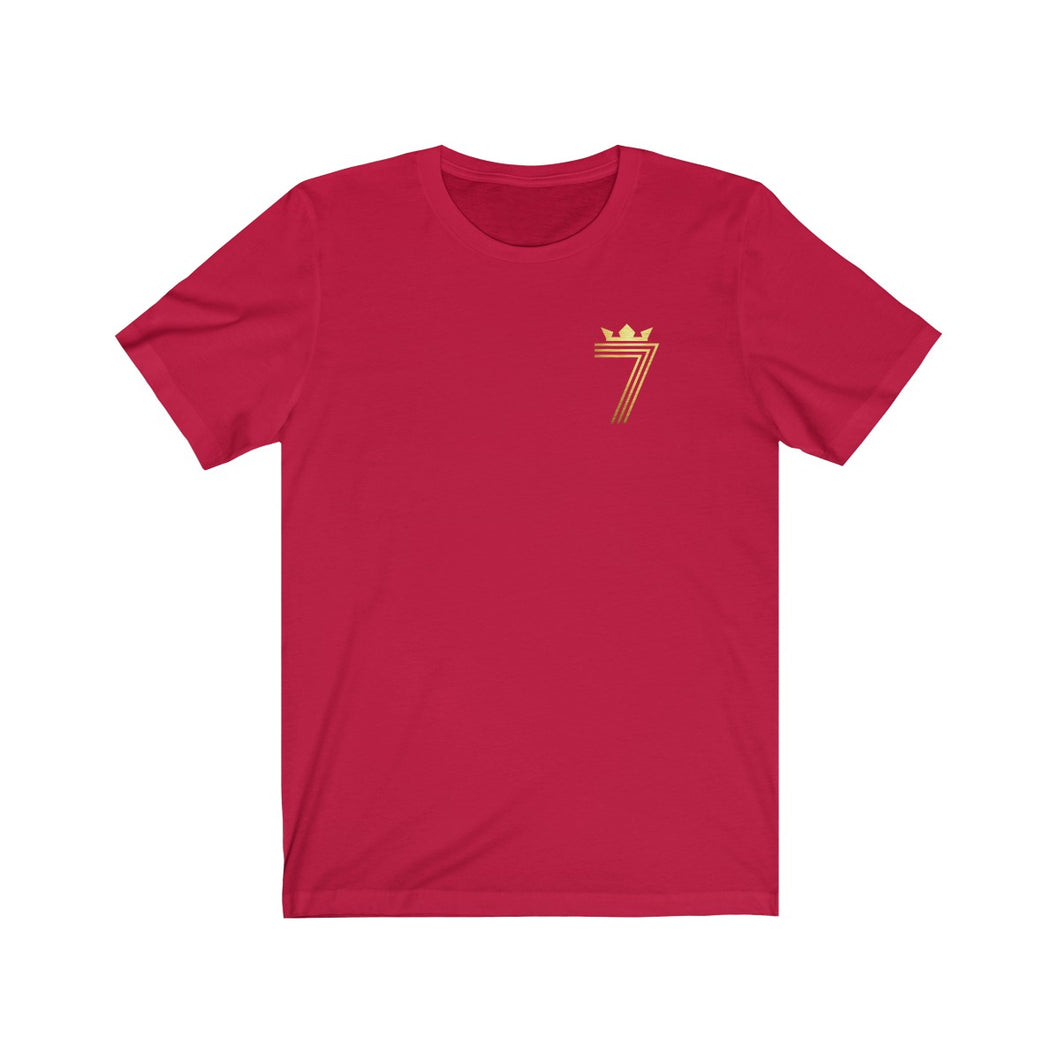 #7 DOUBLE Limited Edition 70th Birthday DALGLISHGOLD (5 Different Colours of T-Shirt)