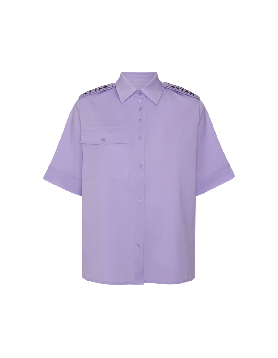 Police Purple Shirt